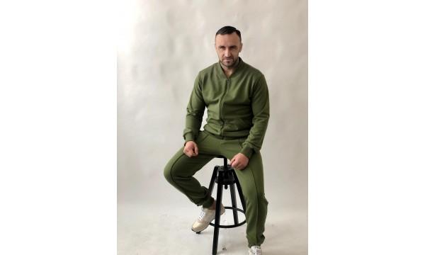 Klasikinis vyriškas laisvalaikio kostiumas